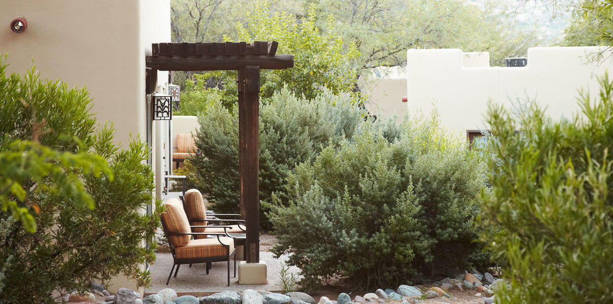 Serene Accommodations at Miraval