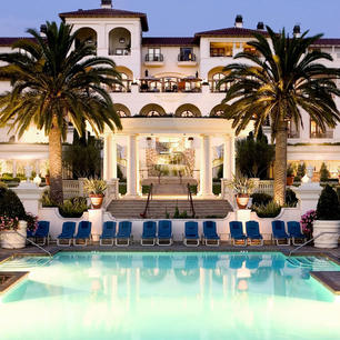 The Pool at St. Regis Monarch Beach